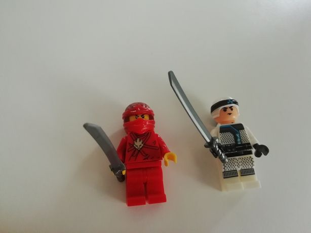 Lego zamienię figurki