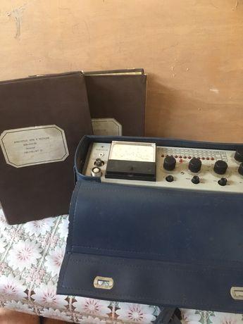 Вимірювач шуму і вібрації 003-м2