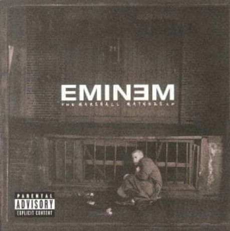 CD EMINEM The Marshall Mathers 2000 igła 6