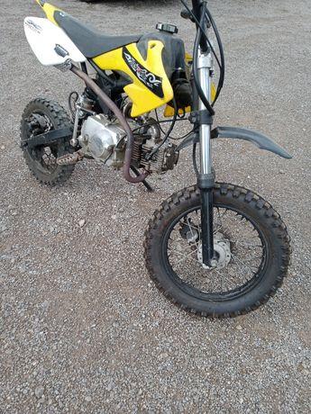 Cross motor 110 loncin
