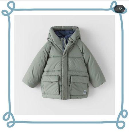 Zara/зара куртка детская (унисекс) мальчики/девочки