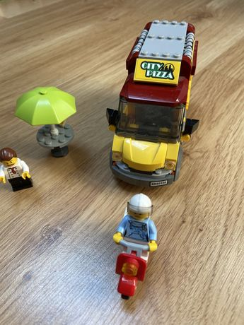 Lego City 60150 Foodtruck Pizzeria
