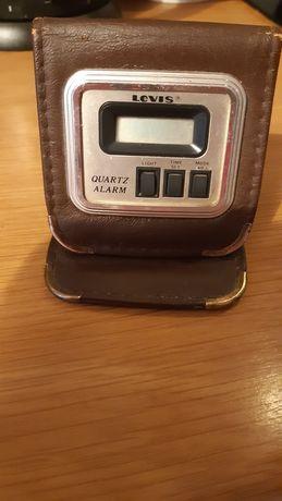 Zegarek LEVIS quartz alarm PRL
