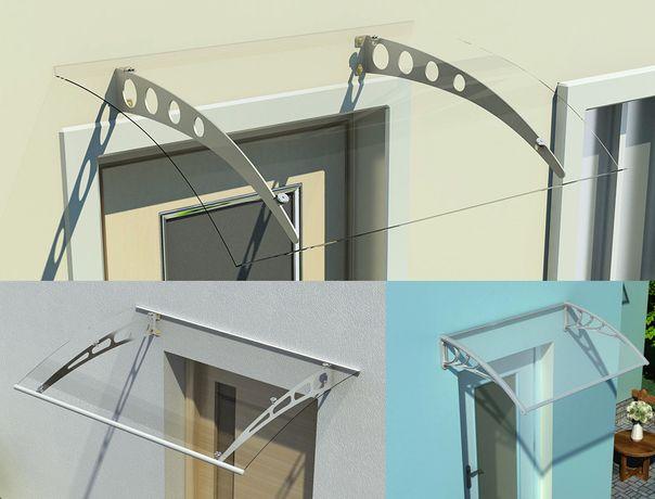Alpendres em PVC - Canopy - 1400x900mm - vários modelos e tamanhos