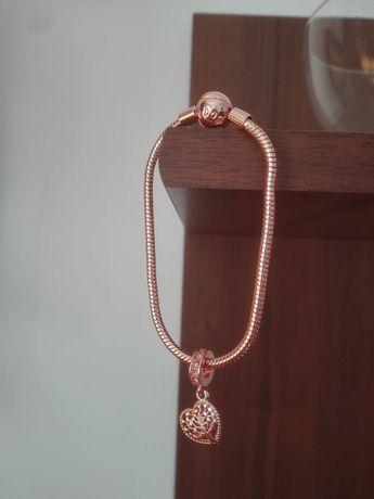 Bransoletka Pandora Rose Gold