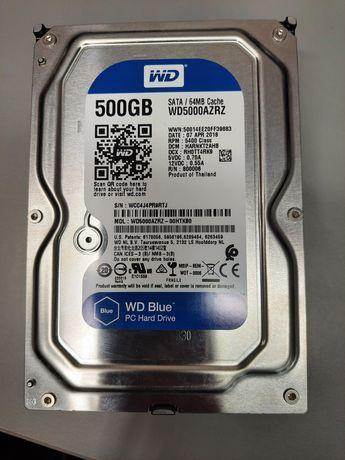 Жорсткий диск WD 500Gb