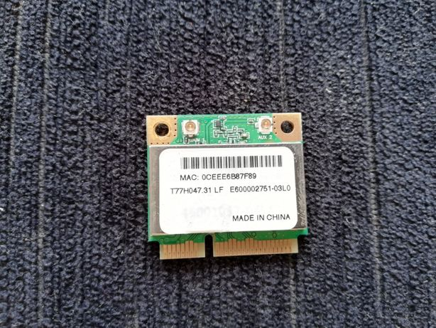 Acer Aspire 5738ZG Placa WIFI
