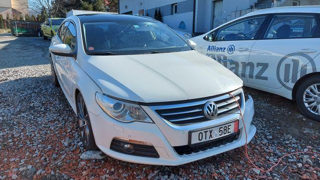 Volkswagen  Passat CC 2.0tdi 4x4 DSG silnik pali Faktura VAT