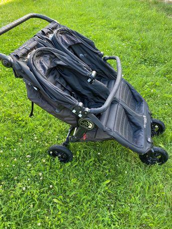 Wózek baby jogger city mini gt bliźniaczy