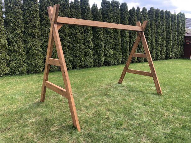 Konstrukcja stelaż do huśtawki dzieciecej huśtawka ogrodowa