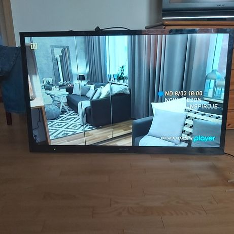 Sony Bravia 3D, EX 72/ 55'
