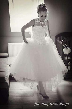 Suknia ślubna Lady White