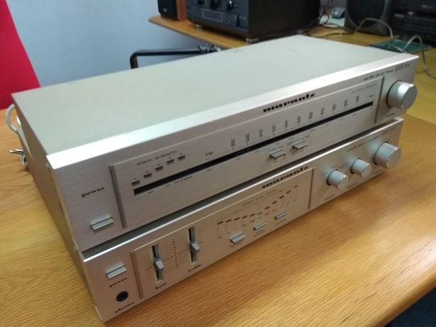 Amplificador e Tuner Marantz Série 310