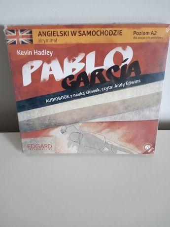 Angielski z kryminałem Pablo Garcia audiobook Edgard Kevin Hadley