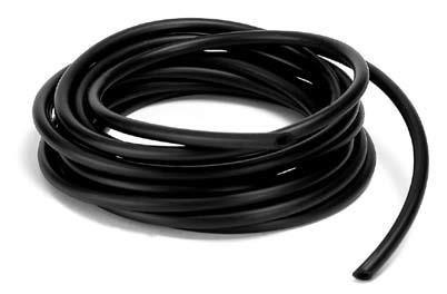 Przewód Paliwa Czarny 2,5mm x 5,0mm