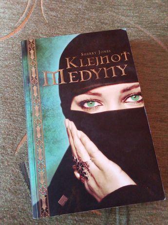 Książka Klejnot Medyny Sherry Jones