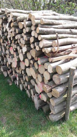 Drewno opałowe kominkowe do pieca grab dąb czereśnia