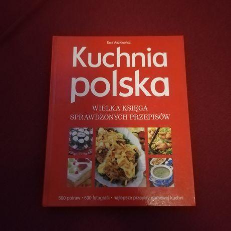 Książka kucharska - Wielka księga sprawdzonych przepisów