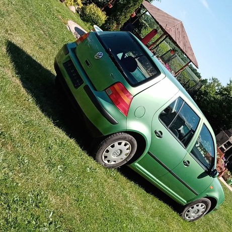 VW Golf IV 1.4 benzyna