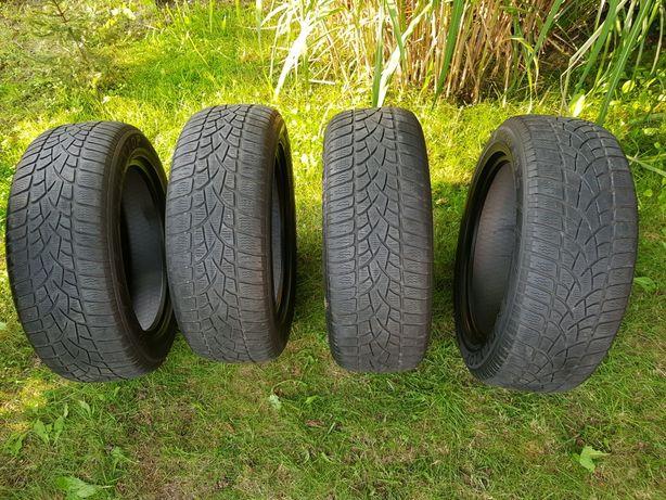 Cena za komplet 4x Opona zimowa 235/55/18 Dunlop