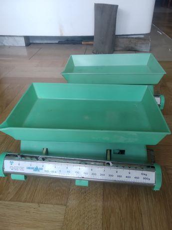 Waga Lubelskie Fabryki Wag, WD-10A zielone, sprawne