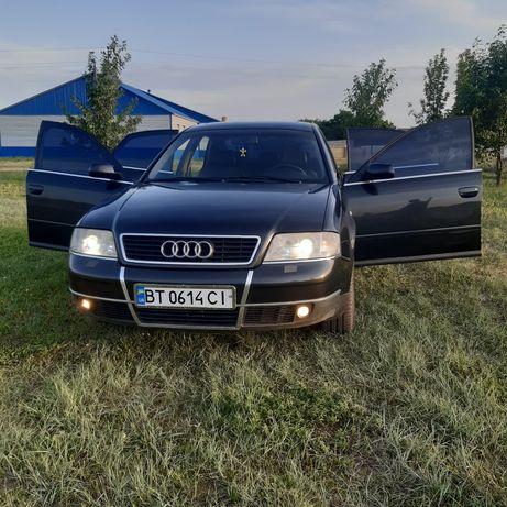 Audi A6 C5 2.8 бензин