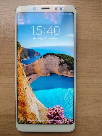 Продам телефон Redmi Note 5 в отличном состоянии без царапин 2000 грн