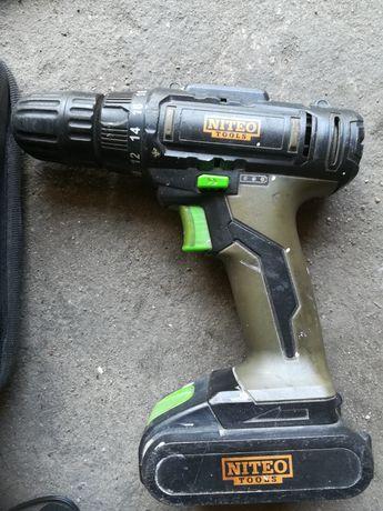 Wkrętarka akumulatorowa 18V