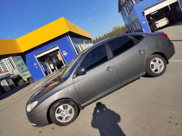 елантра хюндай Hyundai Elantra
