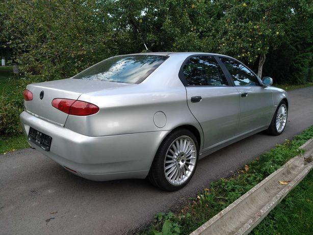 2006г.Alfa-romeo-166 2.4D Avtomat