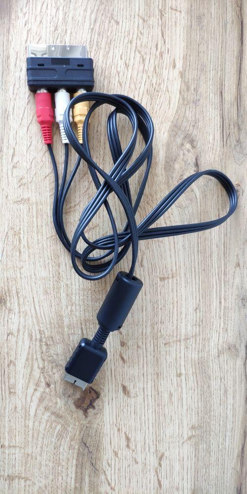 Oryginalny Kabel Sygnałowy PS3