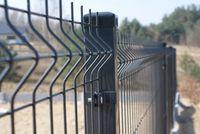 Panel ogrodzeniowy, Panele ogrodzeniowe 1,23m fi4mm, Kolory RAL