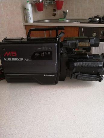 Kolekcjonerska kamera VHS Panasonic