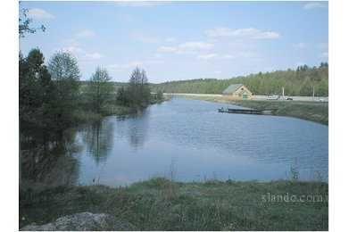 Продам земельный участок 4га с собственным озером в  лесу