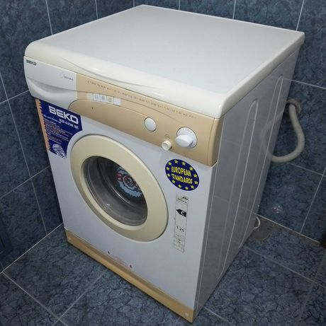 Máquina de Lavar Roupa Beko 6108 XE