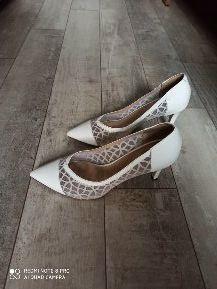 Buty ślubne 38,5
