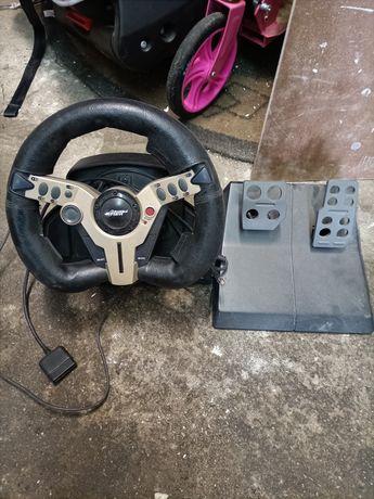 Kierownica do grania na PS2