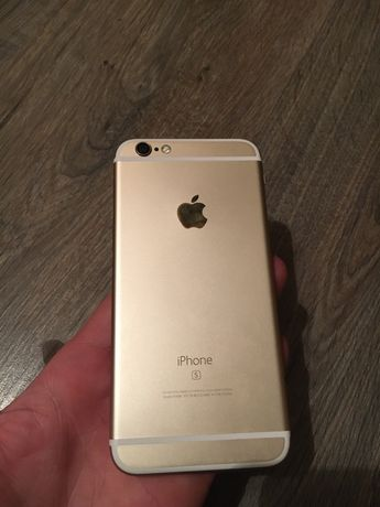 Iphone 6s gold 32gb айфон в идеале