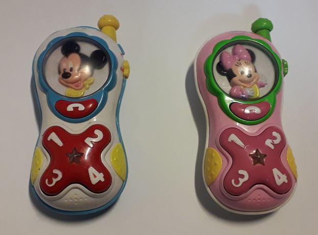 Детский музыкальный телефон Clementoni
