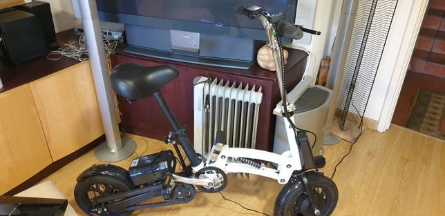 Ridelover Mx2 Electric Fold Bike