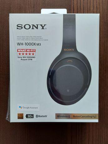 słuchawki bezprzewodowe SONY WH-1000X M3