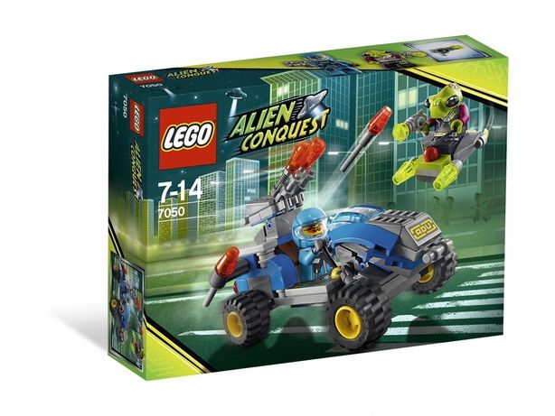 LEGO 7050 Allien Conquest.