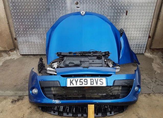 Розборка Renault Megane 3 Запчастини рено меган 3 Бампер Дверь Фара