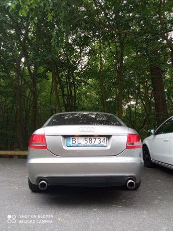 Audi A6c6 3.2fsi 256km manual , wydechy ULTER Niski przebieg ! ZAMIANA