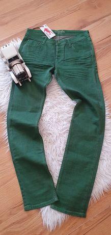 Spodnie męskie jeans BIKKEMBERGS