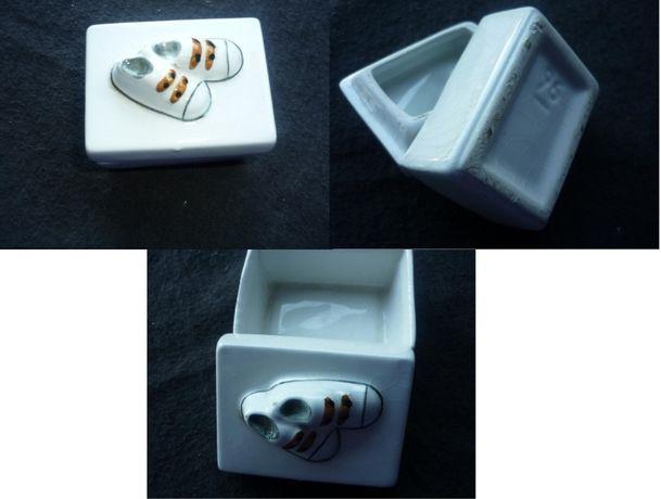 Caixas pequenas porcelana