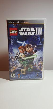 LEGO Star Wars lll The Clone Wars na PSP