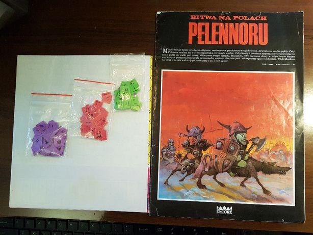 Bitwa na polach Pelennoru, wyd. ENCORE