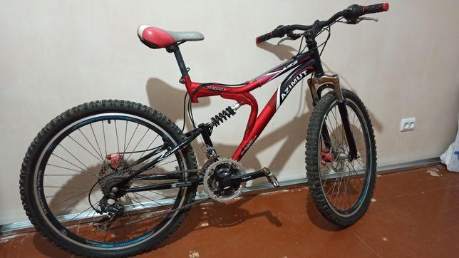 Спортивный велосипед Azimut