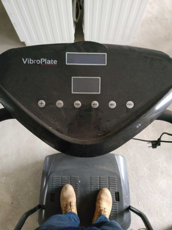 Vibroplate - máquina ginástica